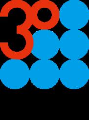 ネクステップ 30周年ロゴ
