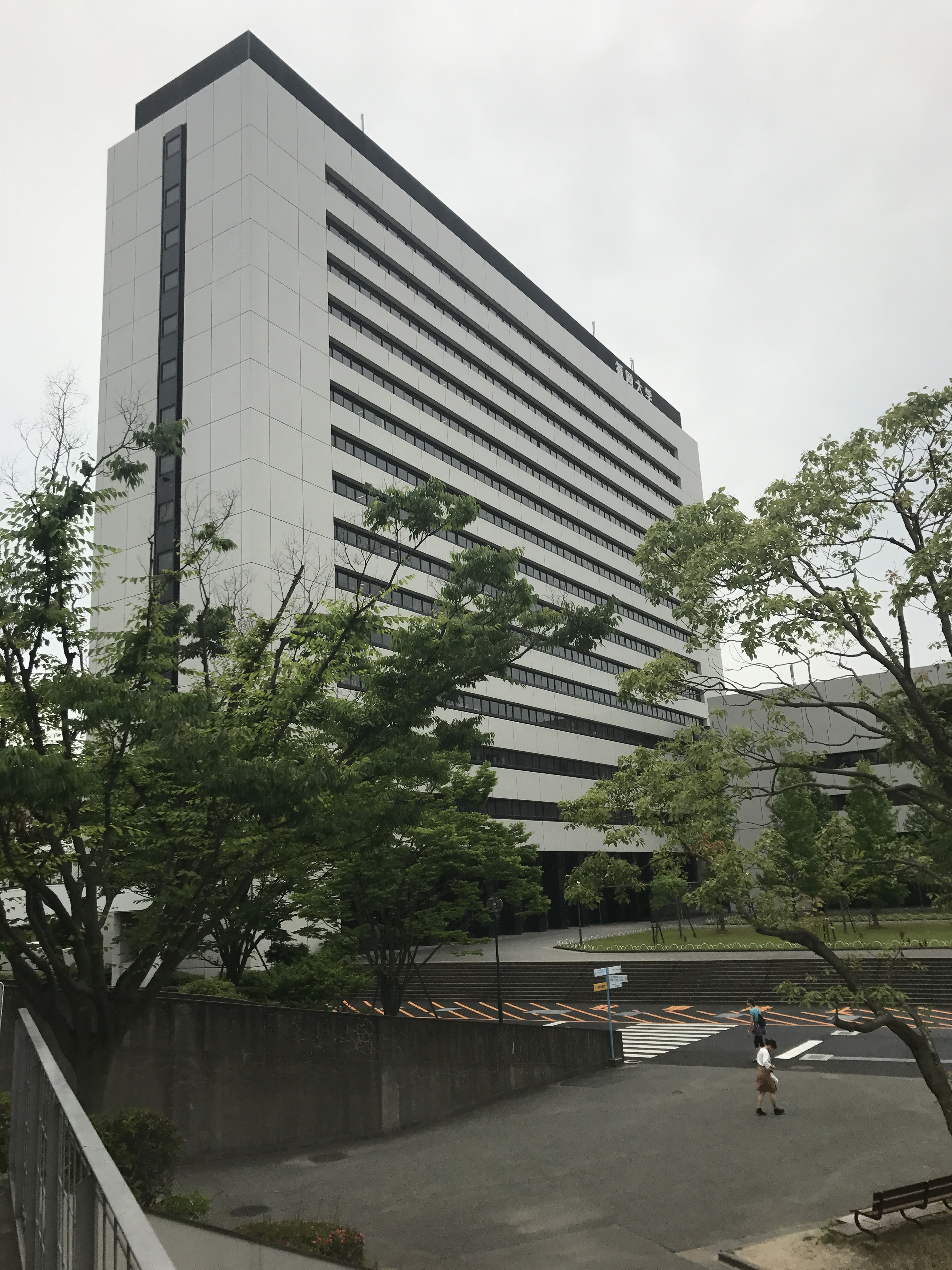 ぶらり福岡大学…とはいきませんが